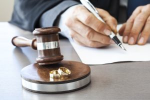 documents regarding divorce